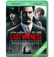 THE LAST WITNESS (2018) WEB-DL 1080P HD MKV ESPAÑOL LATINO