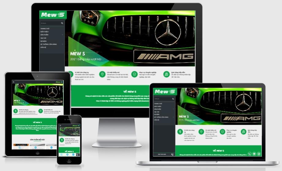 Theme blogspot bán và cho thuê xe ô tô, VSM14 - Ảnh 1