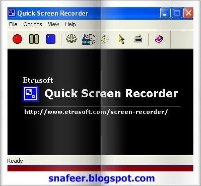 تحميل برنامج free screen video recorder
