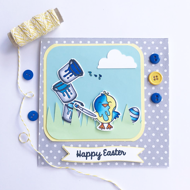 Sunny Studio Stamps: Sunny Saturday Shares Card by Madisen
