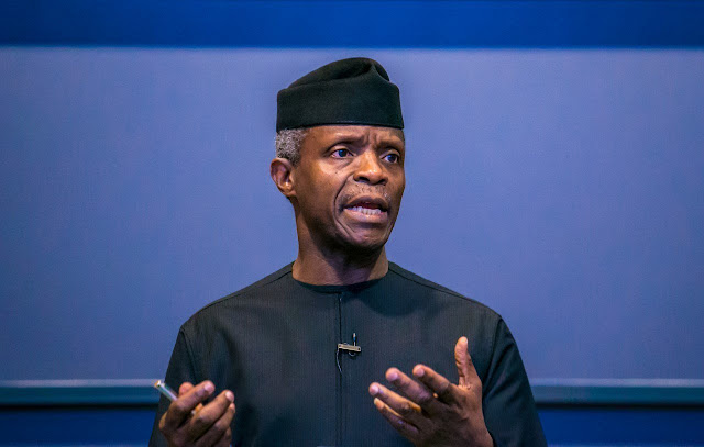 Details of Osinbajo's meeting with governors