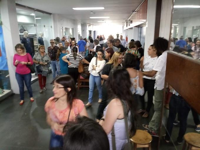 CONQUISTA   Professores da rede estadual suspendem atividades por falta de acordo com o governo Rui Costa