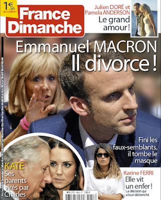 Natacha Polony, farouche opposante de Macron, virée d'Europe 1 (propriété de Lagardère) Couverture-FD-3653