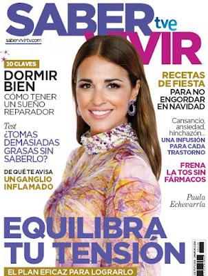 Revista Saber Vivir diciembre