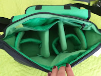 Rivacase 7450 camera bag customer review