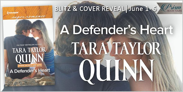 A Defender's Heart by Tara Taylor Quinn - Blog Tour Spotlight, Book Preview