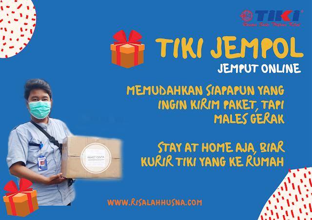 TIKI Jemput Online