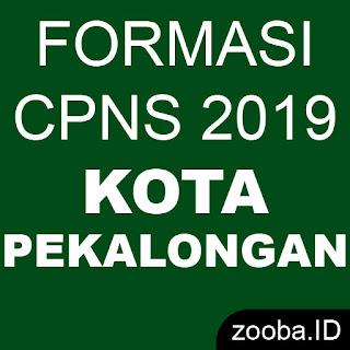 Formasi Resmi CPNS 2019 Kota Pekalongan