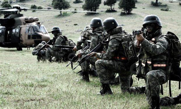 Turquía invade Siria