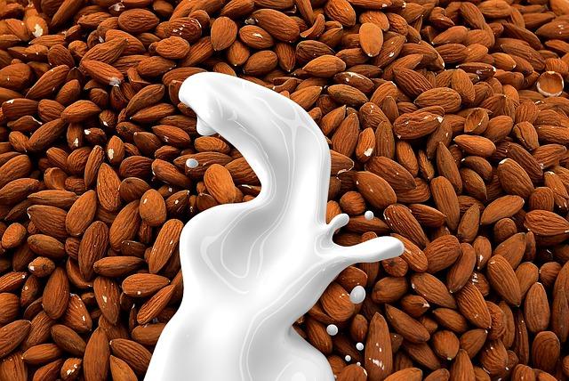 Manfaat Susu Almond Untuk Bayi