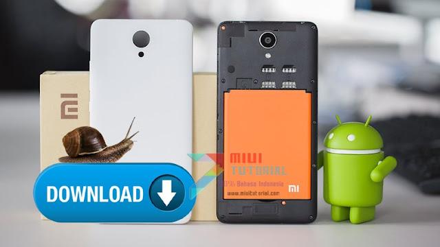 Merasa Lemot Download Aplikasi dan Game Playstore Menggunakan Xiaomi Redmi Note 2/Prime? Ini Tutorial Cara Memperbaikinya!