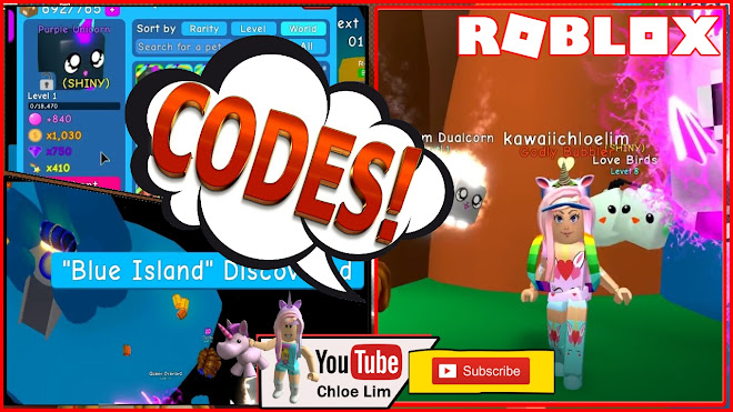 Roblox Bubble Gum Simulator Gameplay! Codes! New Rainbow World Pets and Islands!
