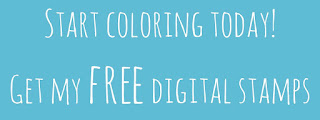 Free digital stamps for coloring