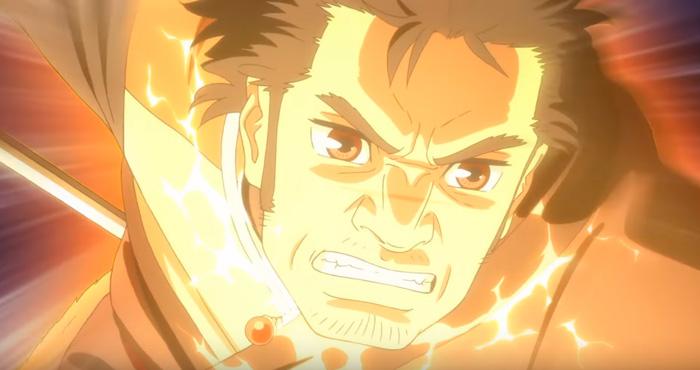 The Deer King (Shika no Ou) anime film - Masashi Ando