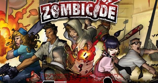 Zombicide: Tactics & Shotguns Apk + Obb