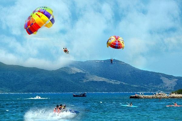 Hoạt động vui chơi thú vị trên đảo Coral Island