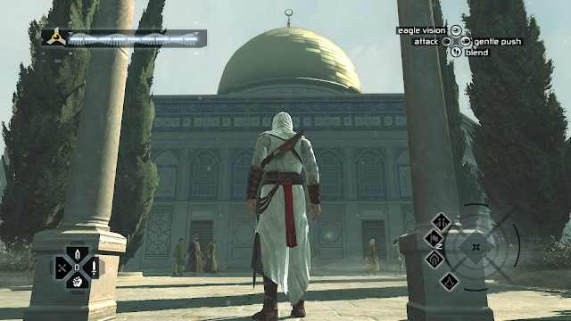 Control Assassin's Creed