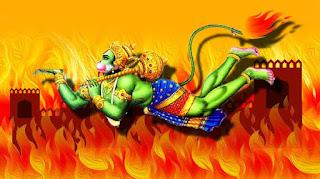 हनुमान चालीसा चौपाई12 का हिंदी अनुवाद। Hanuman chalisa chaupayi 12 hindi translation.