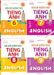 [Khuyến Mại] Trọn bộ đề kiểm tra Tiếng Anh 6 7 8 9 tập 2 - Thu Huế (có file nghe)