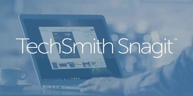 TechSmith Snagit 19.1.4 Repack - Chụp ảnh màn hình