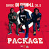 Dj Spina ft davido,Del b - Package download and listen