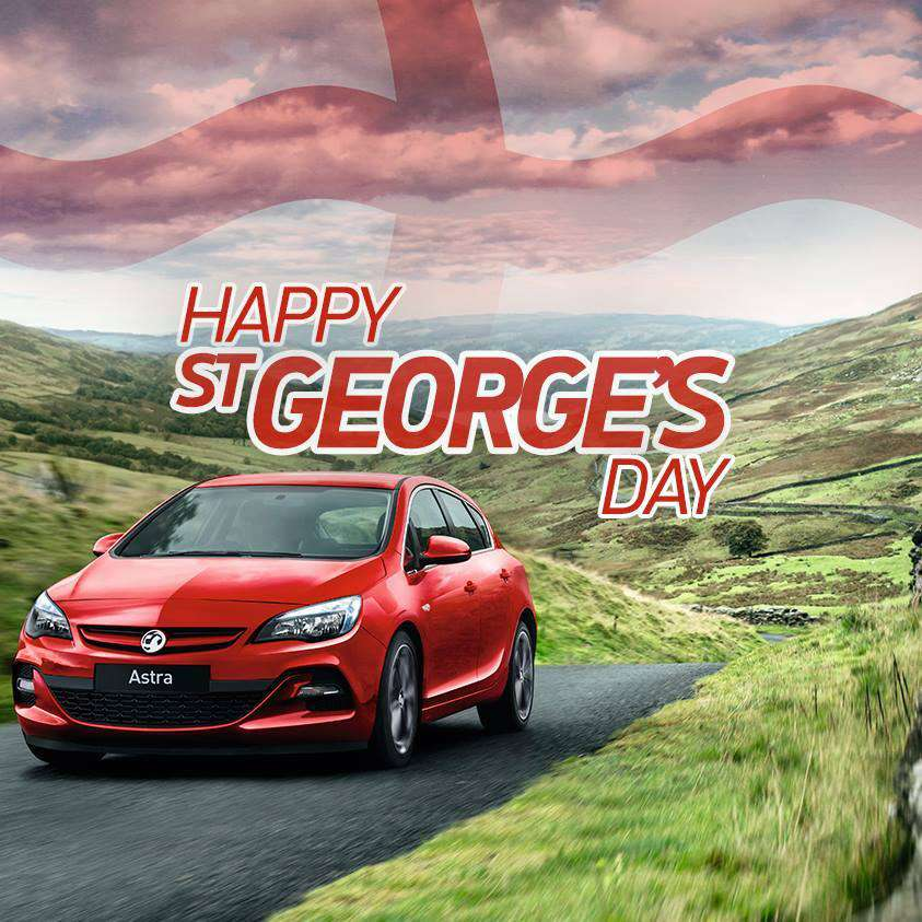 St. George's Day Wishes Photos