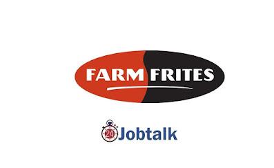 Farm Frites Egypt Summer Internship