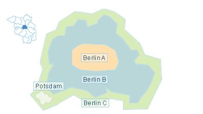 德國柏林交通票券地鐵巴士超實用教學
