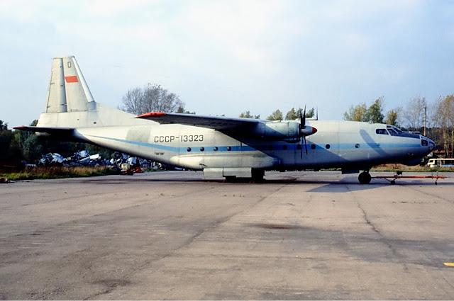 Более позняя модель самолета. Фото - Charles Osta