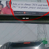 Check out this church billboard sighted in Lagos