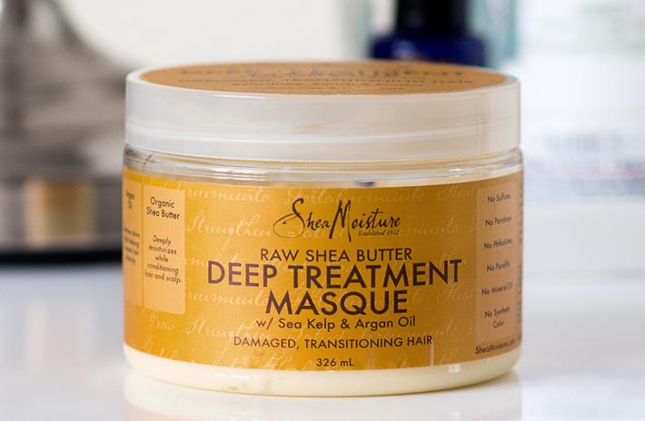 Review | Shea Moisture Raw Shea Butter Deep Treatment Masque
