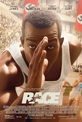 Race movie poster 2016