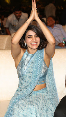 Heroin-Samantha-At-Rangasthalam-Success-Meet-Andhra-Talkies
