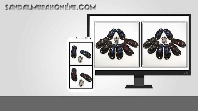Grosir Sandal Termurah 3.000-an || Sandal Jepit AB LK Murah Baby