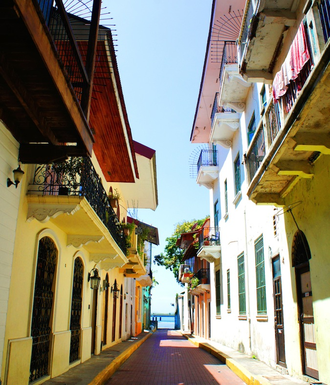 where to eat casco viejo
