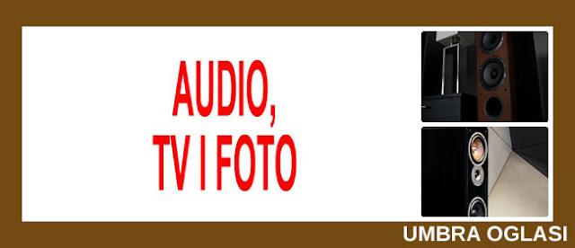 5. - PRODAJA AUDIO, TV, FOTO TEHNIKE NA UMBRA OGLASIMA