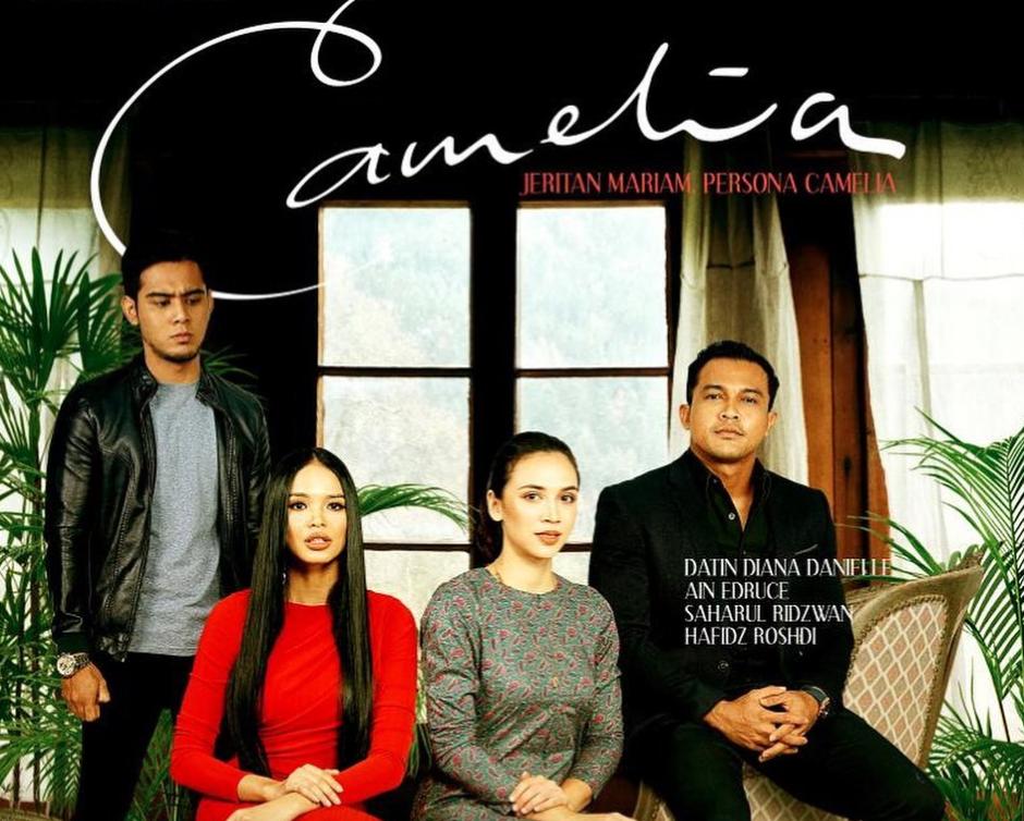 slot samarinda tv3, drama terbaru, camelia, diana daniel, saharul rizwan