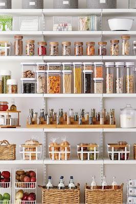 Organizar cocina con método Konmari