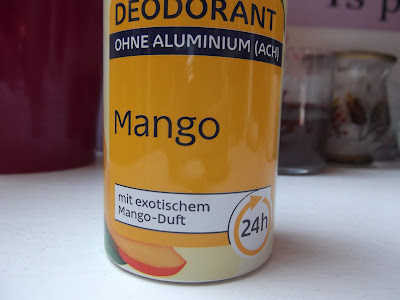 mango dezodorant
