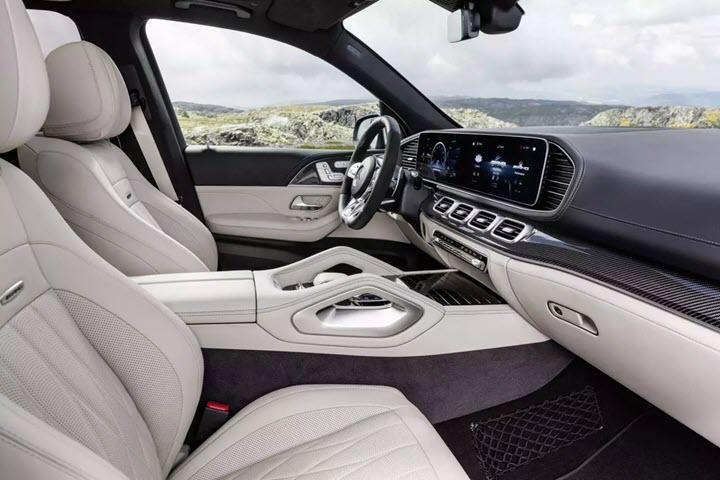 Mercedes-AMG GLE 63 2020 - SUV hạng sang đáng sở hữu