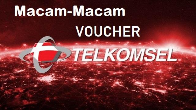 Cara Memasukkan Kode Voucher Telkomsel