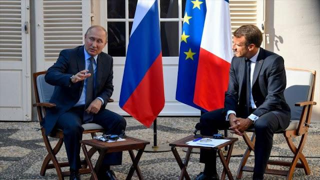 Putin: Rusia no desplegará misiles donde no haya armas de EEUU