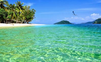 Pantai Pisang Kecil dan Pisang Besar
