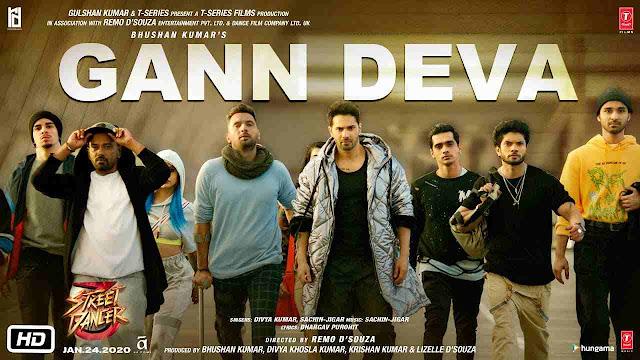 Gann Deva song Lyrics - Divya Kumar
