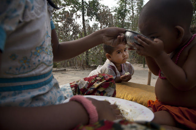 Bangladesh Oxfam appeal