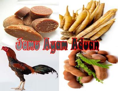 Jamu Alami Ayam Aduan Super