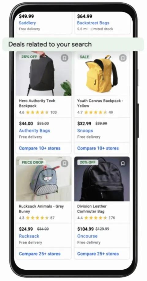 Google Meluncurkan Daftar Penawaran Gratis Toko E-commerce di Hasil Pencarian