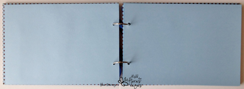 livro álbum de mensagens ursinho urso poá azul e marrom