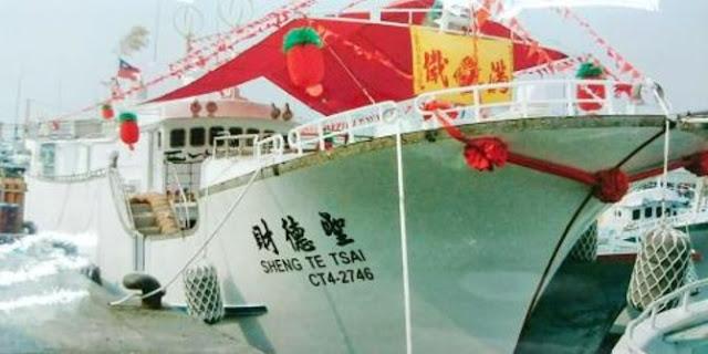 Taiwan Tuduh TNI AL Tembaki 2 Kapal Nelayannya di Selat Malaka