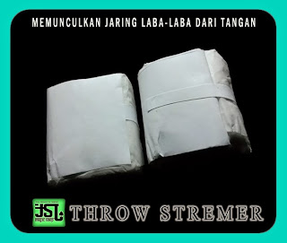 TOKO SULAP JOGJA THROW STREMER MAGIC